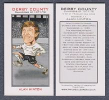 Derby County Alan Hinton 11